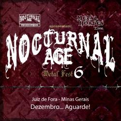 INGRESSOS Nocturnal Age Metal Fest 6