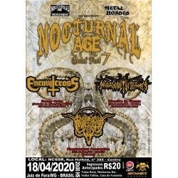 INGRESSOS Nocturnal Age Metal Fest 7