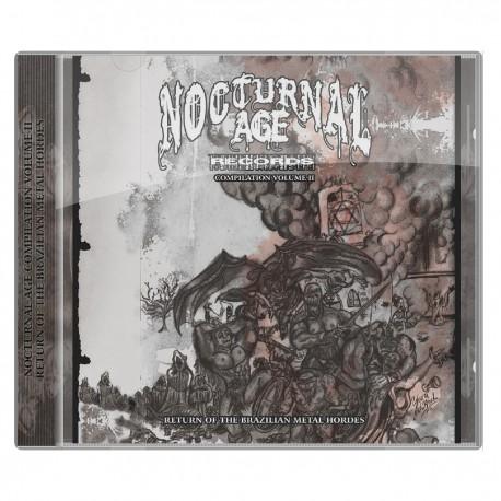 NOCTURNAL AGE COMPILATION VOLUME 2: Return Of The Brazilian Metal Hordes