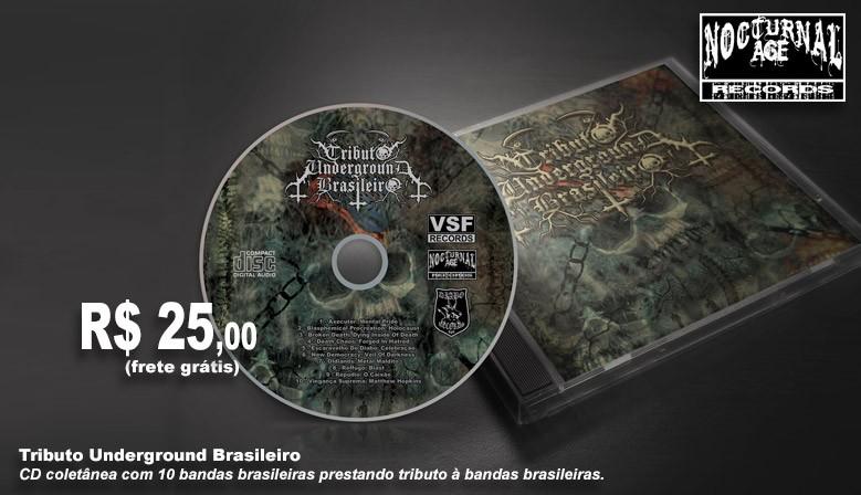TRIBUTO UNDERGROUND BRASILEIRO